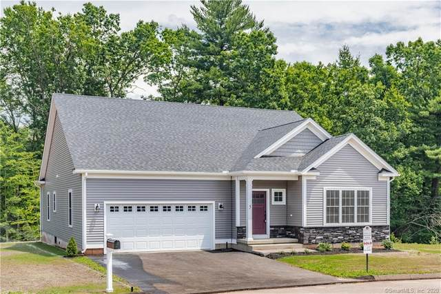 64 Watch Hill Drive #64, Enfield, CT 06082 (MLS #170346658) :: Next Level Group