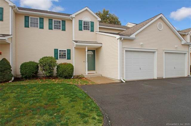 127 Burritt Street #2, Southington, CT 06479 (MLS #170346665) :: Frank Schiavone with William Raveis Real Estate