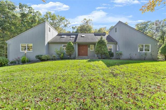 75 Huckleberry Hollow, Stamford, CT 06903 (MLS #170346694) :: Around Town Real Estate Team