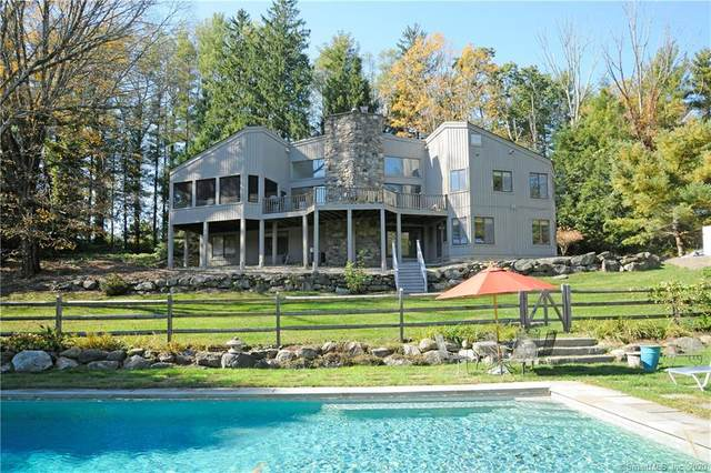 194 Lonetown Road, Redding, CT 06896 (MLS #170346726) :: Around Town Real Estate Team