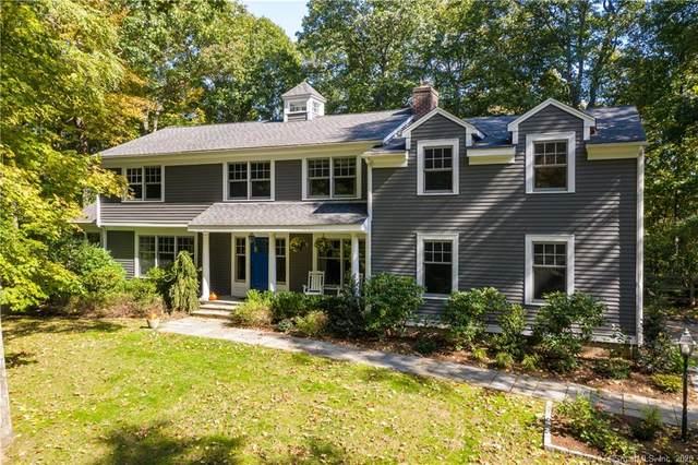 44 Rockridge Lane, Stamford, CT 06903 (MLS #170346809) :: Kendall Group Real Estate | Keller Williams