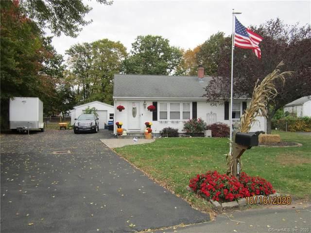 76 Glenmoor Drive, East Haven, CT 06512 (MLS #170346825) :: Carbutti & Co Realtors