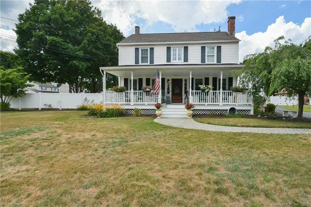 160 Clark Street, Southington, CT 06051 (MLS #170346835) :: Michael & Associates Premium Properties | MAPP TEAM