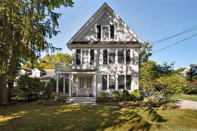 241 Rowayton Avenue, Norwalk, CT 06853 (MLS #170346849) :: GEN Next Real Estate