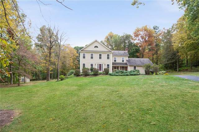 160 Sumner Wood Road, Durham, CT 06422 (MLS #170346887) :: Forever Homes Real Estate, LLC