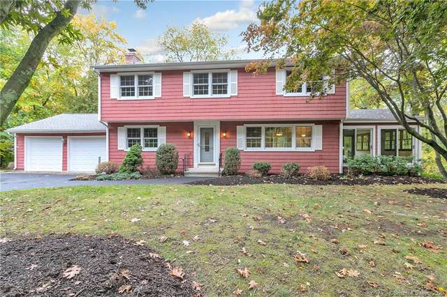 21 Sweetbriar Road, Trumbull, CT 06611 (MLS #170346930) :: Galatas Real Estate Group