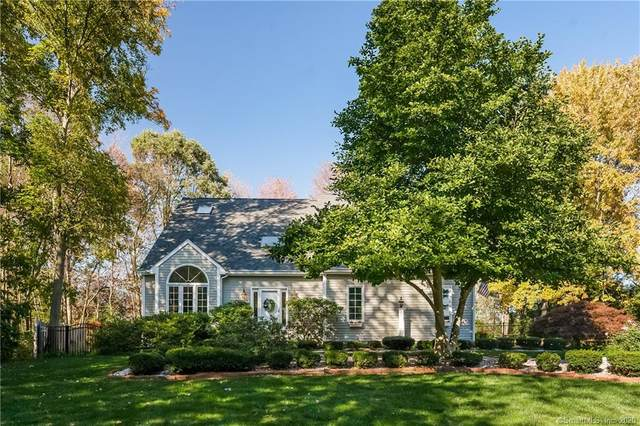 3 Karen Way, South Windsor, CT 06074 (MLS #170346988) :: Hergenrother Realty Group Connecticut