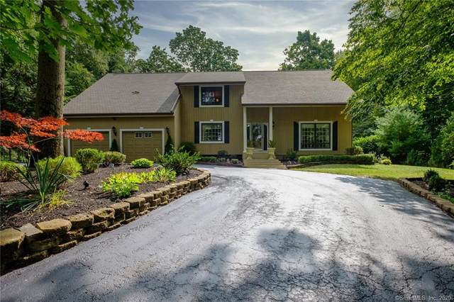 70 Chipping Stone Court, Cheshire, CT 06410 (MLS #170347007) :: Coldwell Banker Premiere Realtors