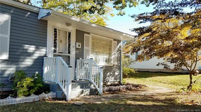 42 Welles Terrace, Meriden, CT 06450 (MLS #170347116) :: GEN Next Real Estate