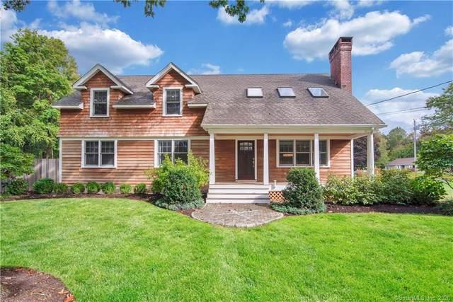 152 Tanglewood Road, Trumbull, CT 06611 (MLS #170347138) :: GEN Next Real Estate