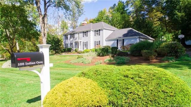 105 Indian Cave Road, Ridgefield, CT 06877 (MLS #170347176) :: Michael & Associates Premium Properties | MAPP TEAM
