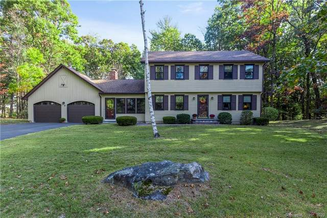 12 Pond View Lane, Suffield, CT 06093 (MLS #170347178) :: Frank Schiavone with William Raveis Real Estate