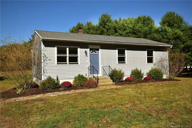 495 Warrenville Road, Mansfield, CT 06250 (MLS #170347182) :: Frank Schiavone with William Raveis Real Estate