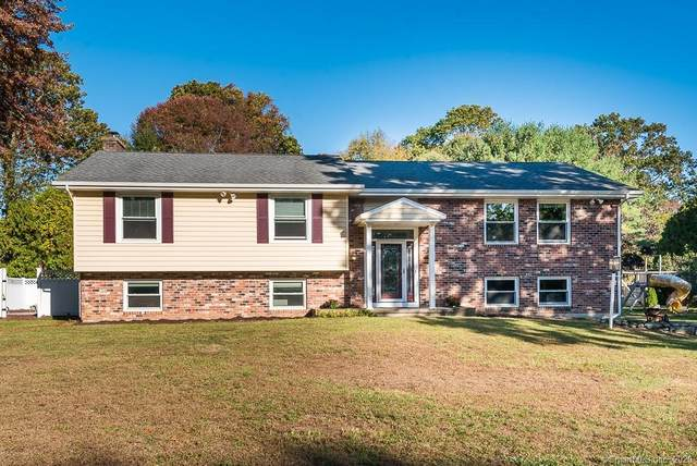 44 Colonial Drive, Waterford, CT 06385 (MLS #170347190) :: GEN Next Real Estate