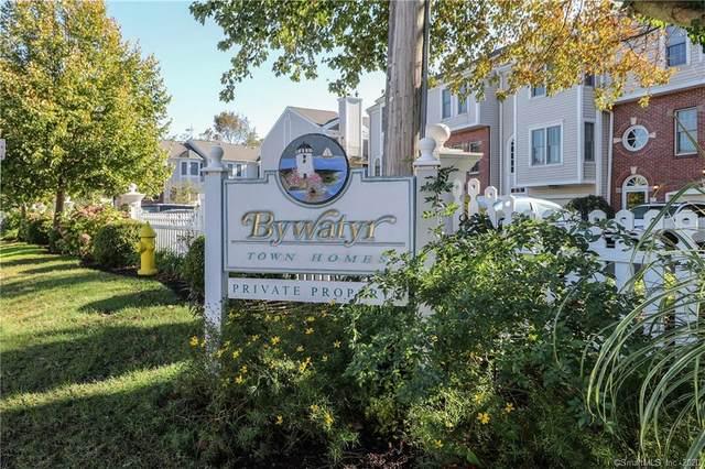 76 Bywatyr Lane #76, Bridgeport, CT 06605 (MLS #170347212) :: Frank Schiavone with William Raveis Real Estate