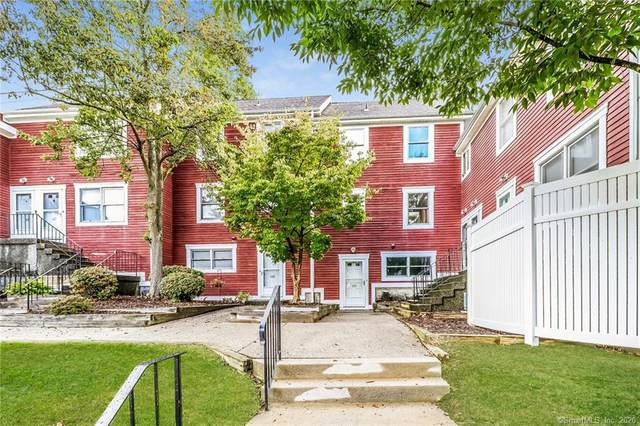 7 Dean Street 1-109, Danbury, CT 06810 (MLS #170347267) :: Frank Schiavone with William Raveis Real Estate