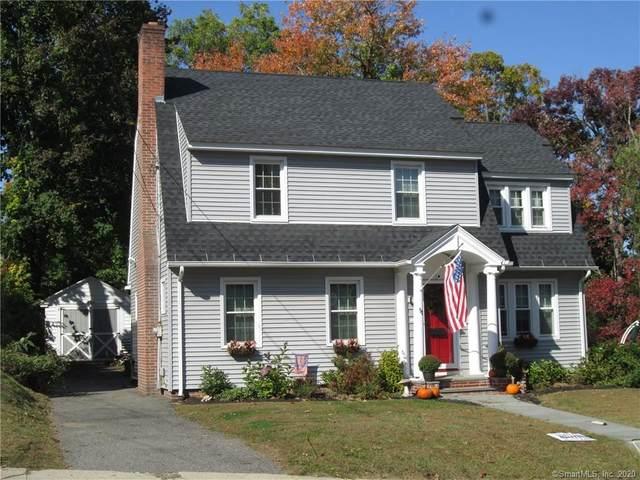 52 Newton Terrace, Waterbury, CT 06708 (MLS #170347269) :: GEN Next Real Estate