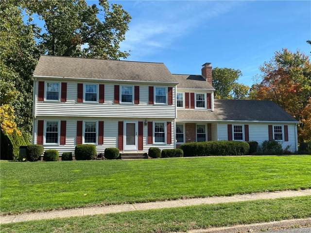 145 Round Hill Road, Cheshire, CT 06410 (MLS #170347303) :: Coldwell Banker Premiere Realtors