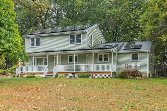 271 Hilton Drive, South Windsor, CT 06074 (MLS #170347320) :: Hergenrother Realty Group Connecticut