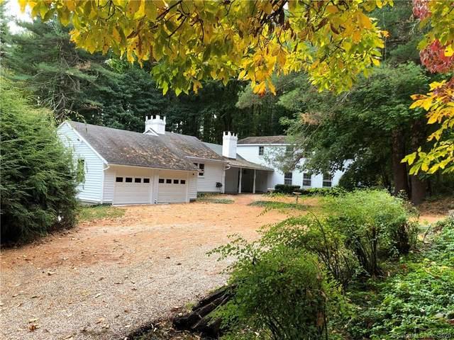 160 White Hollow Road, Sharon, CT 06069 (MLS #170347365) :: Kendall Group Real Estate | Keller Williams