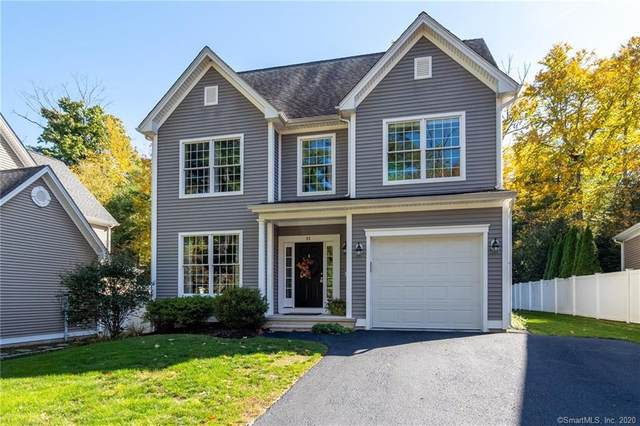 93 Village Lane #93, Canton, CT 06019 (MLS #170347388) :: Hergenrother Realty Group Connecticut