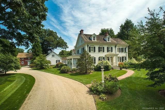 324 Mine Hill Road, Fairfield, CT 06824 (MLS #170347398) :: Michael & Associates Premium Properties   MAPP TEAM