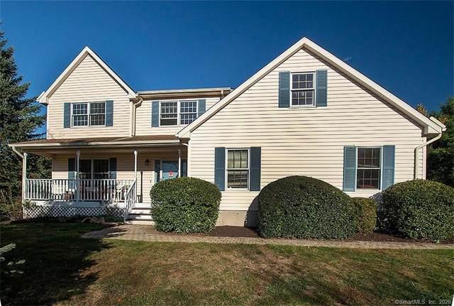 10 Far Horizon Drive, Wallingford, CT 06492 (MLS #170347426) :: GEN Next Real Estate