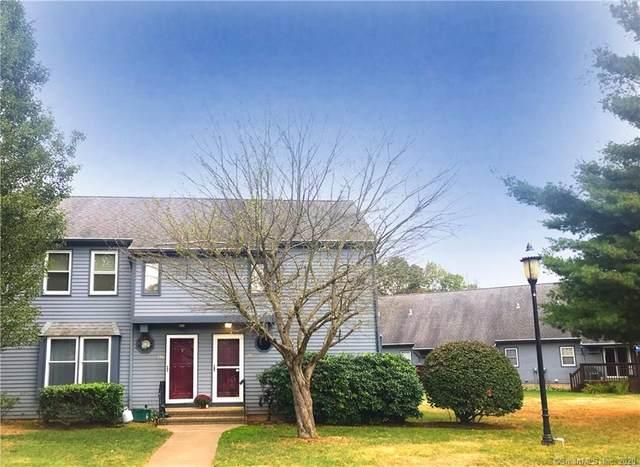 1 Abbott Road #177, Ellington, CT 06029 (MLS #170347452) :: GEN Next Real Estate