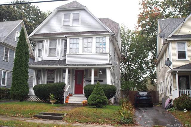 839 Brewster Street, Bridgeport, CT 06605 (MLS #170347504) :: Frank Schiavone with William Raveis Real Estate