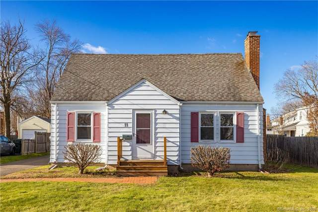 11 Buckland Road, Wethersfield, CT 06109 (MLS #170347533) :: Hergenrother Realty Group Connecticut