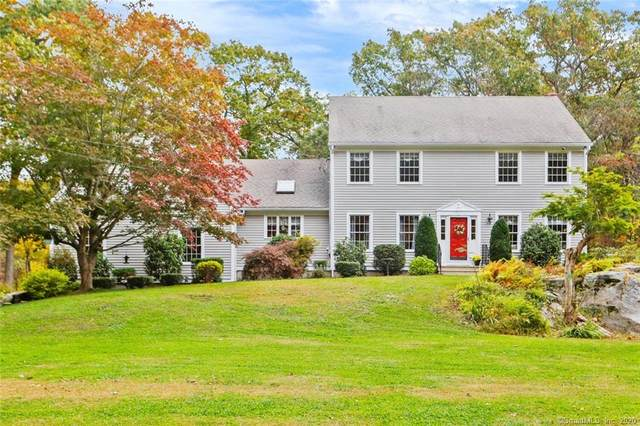124 Head Of Meadow Road, Newtown, CT 06470 (MLS #170347545) :: Frank Schiavone with William Raveis Real Estate