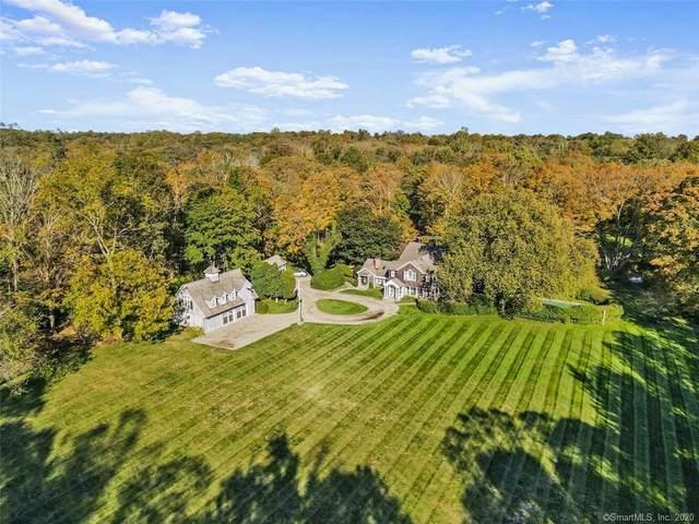 1081 Hillside Road, Fairfield, CT 06824 (MLS #170347573) :: Michael & Associates Premium Properties   MAPP TEAM