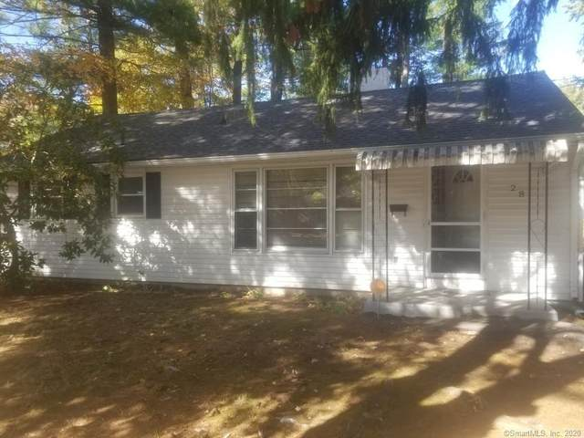 28 Pine Grove Road, Bloomfield, CT 06002 (MLS #170347576) :: NRG Real Estate Services, Inc.
