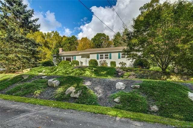 203 Hattertown Road, Newtown, CT 06470 (MLS #170347578) :: GEN Next Real Estate