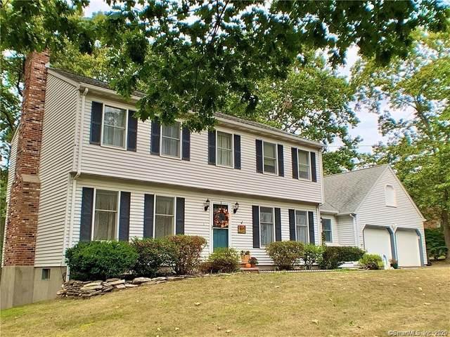 22 Stony Hill Drive, Groton, CT 06355 (MLS #170347650) :: GEN Next Real Estate