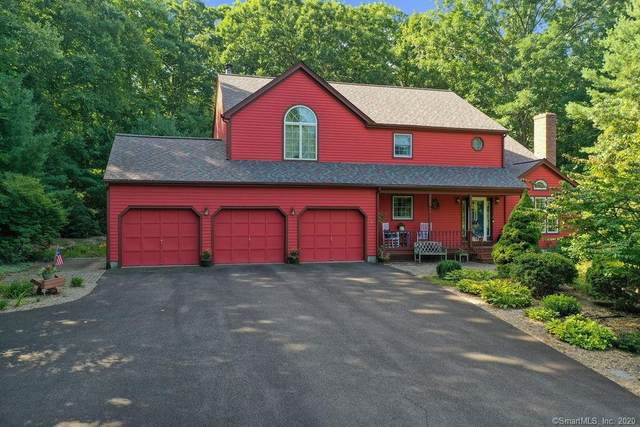 5 Silver Brook Lane, Granby, CT 06060 (MLS #170347664) :: Kendall Group Real Estate | Keller Williams