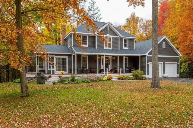 53 Eastwood Drive, Hartland, CT 06027 (MLS #170347675) :: Michael & Associates Premium Properties | MAPP TEAM