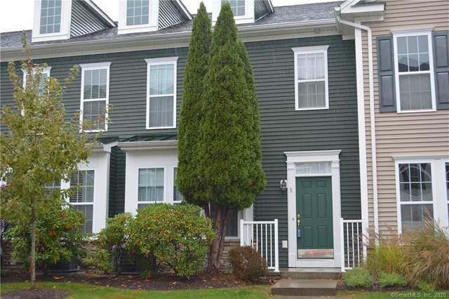 5 Mercy Street #5, Danbury, CT 06810 (MLS #170347677) :: Frank Schiavone with William Raveis Real Estate