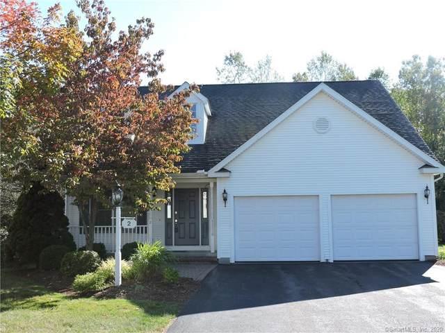 2 Ardsley Lane #2, Ellington, CT 06029 (MLS #170347710) :: NRG Real Estate Services, Inc.