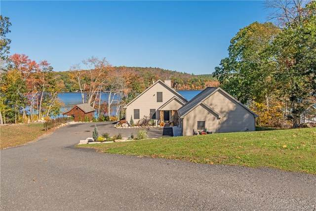 446 Moosup Pond Road, Plainfield, CT 06354 (MLS #170347737) :: Frank Schiavone with William Raveis Real Estate