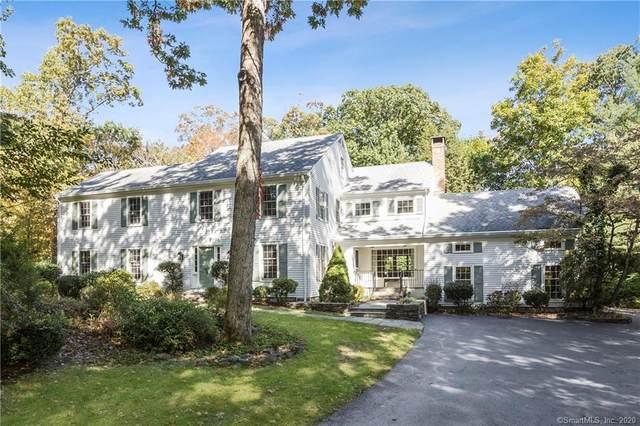 75 Delafield Island Road, Darien, CT 06820 (MLS #170347777) :: Frank Schiavone with William Raveis Real Estate