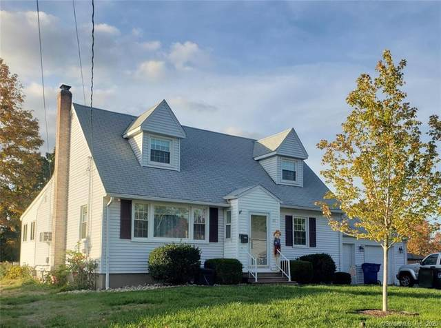 55 Dover Road, Newington, CT 06111 (MLS #170347803) :: Hergenrother Realty Group Connecticut