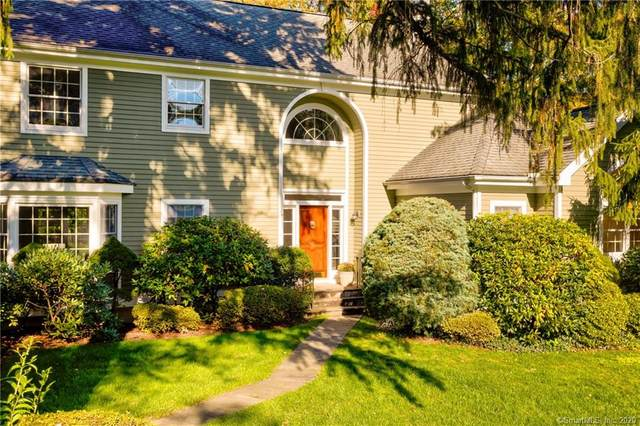 181 Turn Of River Road #9, Stamford, CT 06905 (MLS #170347881) :: Frank Schiavone with William Raveis Real Estate