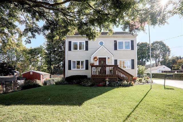 28 Rome Street, Norwalk, CT 06851 (MLS #170347885) :: Around Town Real Estate Team