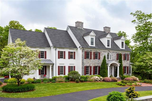 298 Northington Drive, Avon, CT 06001 (MLS #170347887) :: Hergenrother Realty Group Connecticut