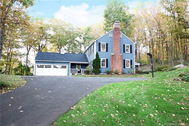 25 Lantern Drive, Ridgefield, CT 06877 (MLS #170347888) :: Kendall Group Real Estate | Keller Williams