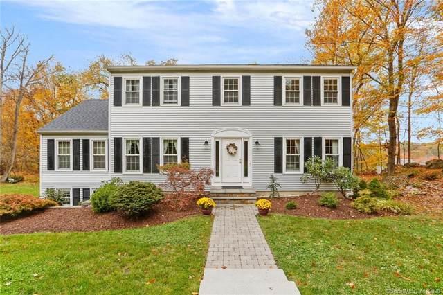 7 Marc Road, Danbury, CT 06810 (MLS #170347926) :: Michael & Associates Premium Properties | MAPP TEAM