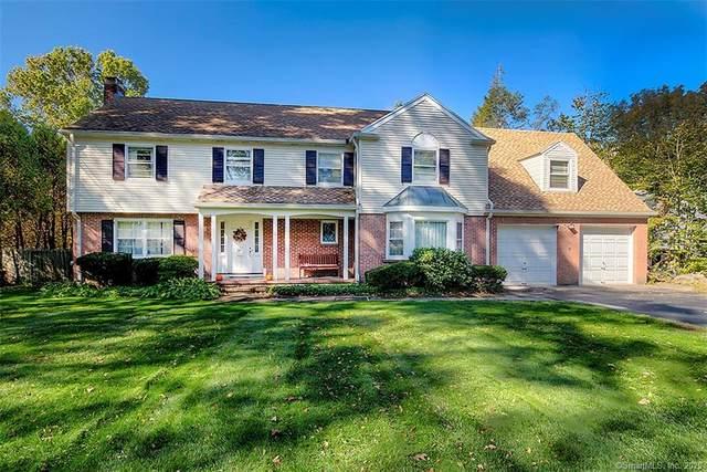 21 Crestview Drive, North Haven, CT 06473 (MLS #170347932) :: Carbutti & Co Realtors