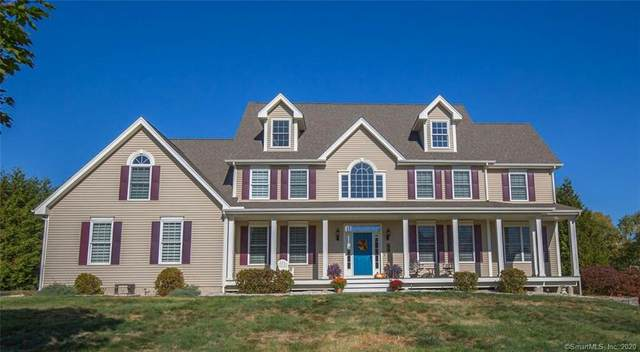 44 Ridgeview Way, Ellington, CT 06029 (MLS #170347964) :: NRG Real Estate Services, Inc.