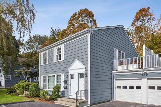102 Valley Road #25, Greenwich, CT 06807 (MLS #170347982) :: Sunset Creek Realty